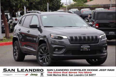 2020 JEEP Cherokee High Altitude