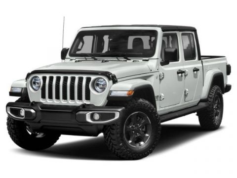 New 2020 JEEP Gladiator Mojave 4x4 Crew Cab