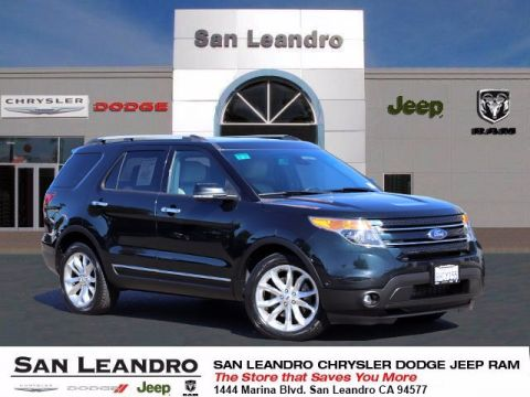 Pre-Owned 2014 Ford Explorer Limited 4WD Sport Utility