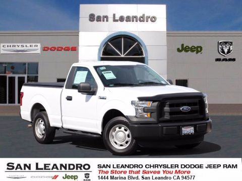 Pre-Owned 2016 Ford F-150 XL RWD Regular Cab Pickup
