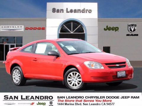Pre-Owned 2010 Chevrolet Cobalt LS FWD 2dr Car