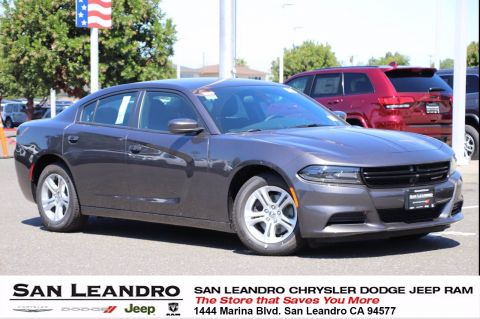New 2020 DODGE Charger SXT RWD Sedan