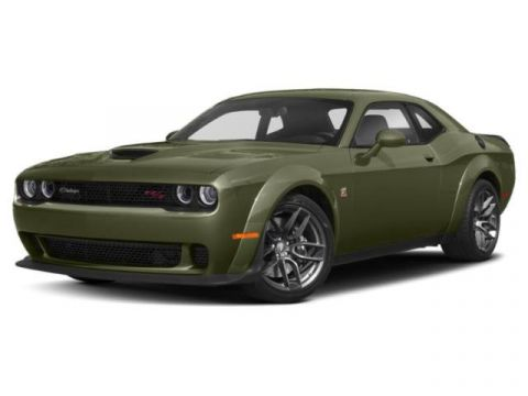 2020 DODGE Challenger R/T Scat Pack 50th Ann. Widebody