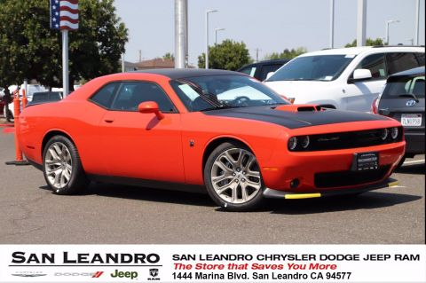 2020 DODGE Challenger R/T Scat Pack 50th Ann.