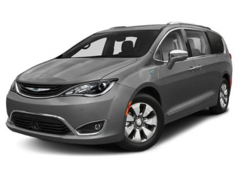 New 2020 CHRYSLER Pacifica Hybrid Limited FWD Passenger Van