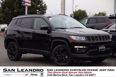 2020 JEEP Compass Altitude
