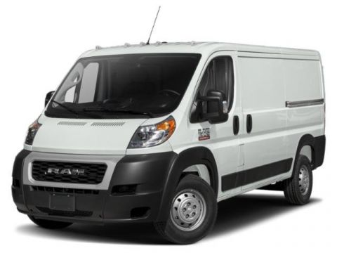 2020 RAM ProMaster High Roof 136