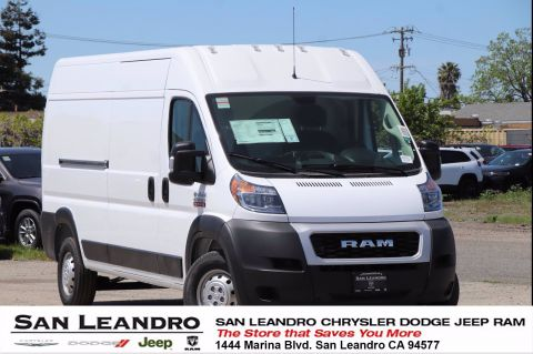 2020 RAM ProMaster High Roof 159