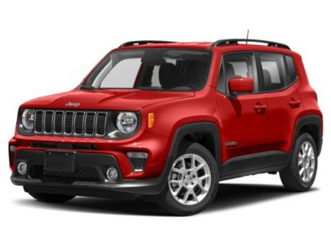 New 2020 JEEP Renegade High Altitude FWD Sport Utility